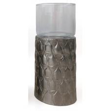 Portacandele Detroit Flasche Texture