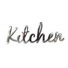 """Scritta """"Kitchen"""""""