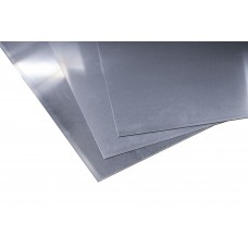 Lastre in alluminio naturale mm.0,5