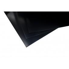 Lastre in alluminio anodizzato colorato naturale nero mm.0,5