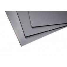 Lastre in alluminio anodizzato mm.0,8