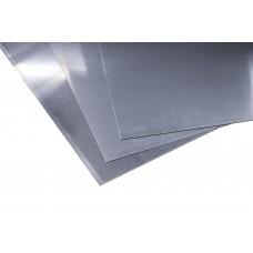Lastre in alluminio naturale mm.1