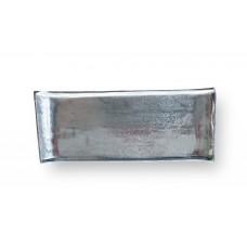 Vassoio decorativo in alluminio cm. 45