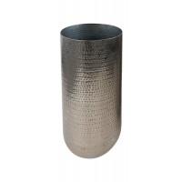 Vaso portaombrelli in alluminio h. cm.54
