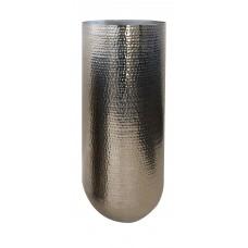 Vaso portaombrelli in alluminio h. cm. 70