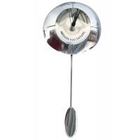 """Orologio a pendolo in alluminio """"Tic Tac"""""""