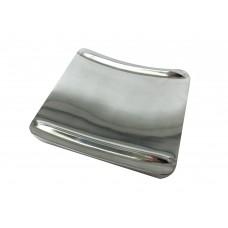 """Svuotatasche - Rendiresto """"Emporio"""" in alluminio lucido"""