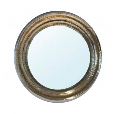 """Specchio """"Menna"""" in alluminio"""
