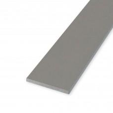 Profili piatti in alluminio anodizzato mm. 20x2