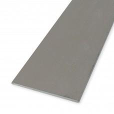 Profili piatti in alluminio anodizzato mm. 40x2